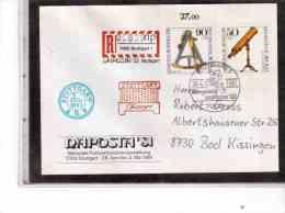 """TEM7847-   """"  DAPOSTA  081  """"   /   STUTTGART  28.4.1981 - Briefmarkenausstellungen"""