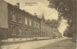 Erquelinnes - La Gendarmerie - 1913 ( Voir Verso ) - Erquelinnes