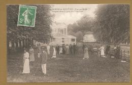 BELLE C.P.A - LABARTHE De RIVIERE - Une Partie De Croquet Dans Le Parc Des Convènes - CROQUET - JEUX - Autres Communes