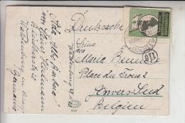 """ESPERANTO - VIGNETTE """"Lernt Die Welthilfssprache ESPERANTO"""", 1923 - Esperanto"""