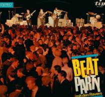 * LP *  BEAT PARTY MIT DEN RAVERS (= Tonics) (German Beat 1966. Dutch Pressing. Rare!!!) - Rock