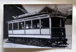 Photo Tramway Parisien  N) 29 Ligne Bastille-Charenton Collection Schnabel - Tram