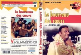 DVD - ALDO MACCIONE - LE BOURREAU DES COEURS - Humour - CINE RIRE Christian GION - Comedy