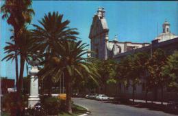 TRANI - Piazza Plebiscito E Monumento Ad Imbriani - Anni ´60-´70 - Trani