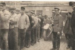 Russelsheim Opel Truck Factory Prisoners WWI 1914 No 62 Red Cross Geneve Prisoniers Usine Camions  Opel - Ruesselsheim