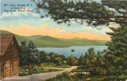 LAKE GEORGE - Lake George