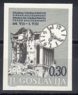 Yugoslavia,Solidarity 1977.,imperforated,MNH - 1945-1992 Socialist Federal Republic Of Yugoslavia