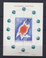 HUNGRIA 1965 - Yvert #H52S - MNH ** - Hojas Bloque