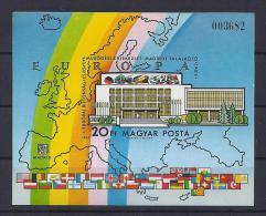 HUNGRIA 1983 - Yvert #H171S - MNH ** - Hojas Bloque