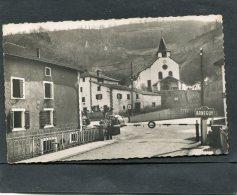 ARNEGUY  LE POSTE FRONTIERE DOUANE DOUANIER    /  CIRC  NON   1950 - France