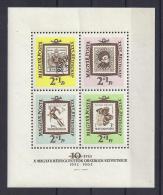 HUNGRIA 1962 - Yvert #H42 - MLH * - Hojas Bloque