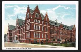 FALL RIVER (United States Massachusetts) - St. Anne's Hospital - Fall River