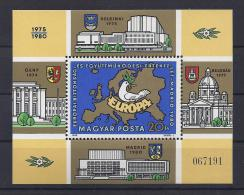 HUNGRIA 1980 - Yvert #H151 - MNH ** - Hojas Bloque