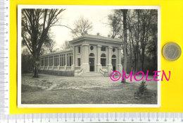 VILLE De COMPIEGNE PHOTOGRAPHIE E. HUTIN Place St-Jacques MONUMENT DE L ARMISTICE 1918 Guerre WW1 PHOTO 124x173mm R429 - War, Military