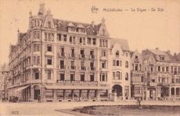 Middelkerke. -  La Gique - De Dijk ; 1935 Naar Lessines - Middelkerke