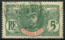 Haut Senegal Et Niger (1906) N 4 (o)