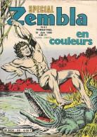 Spécial Zembla N° 65 - Editions Lug à Lyon - Juin 1980 - Avec Aussi Benny Des Marais Et Simba - BE - Tout En Couleurs - Zembla