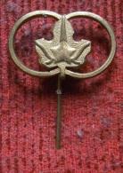 Scout / Izvidjać  - Ex Yugoslavia - SECOND - ORDER,  INSTRUCTOR -  Badge / Pin - Associazioni