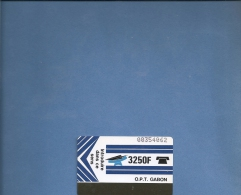 GABON    3250F - Gabon