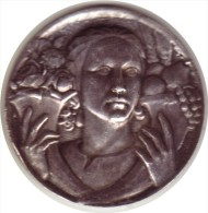 Médaille Exposition Philatélique La Trinité (06) Avril 1972 - France