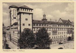 Germany Frankfurt Rathaus