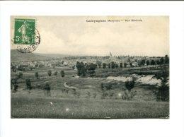 CP - CAMPAGNAC (12) Vue Générale - France