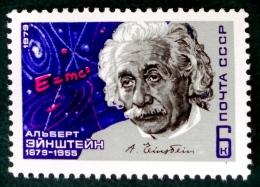 ALBERT EINSTEIN 1979 - NEUF ** - YT 4582 - MI 4828 - 1923-1991 URSS