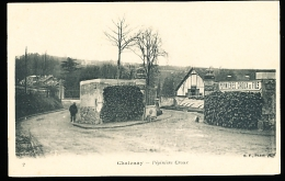 92 CHATENAY / Pépinière Croux / - Chatenay Malabry