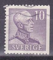 Suède Yvert N° 257b Dentelé 3 Cotés - Cote 75 Euros - Prix De Départ 22 Euros - Suède