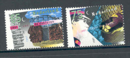 Nederland 1987 Sans-Abri Armee Du Salut Homeless Salvation Army  NVPH 1368/69  Yvert 1281/82 MNH ** - Neufs