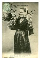 Costume De Langrolay - France