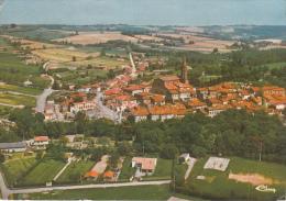 31 - CINTEGABELLE / VUE GENERALE AERIENNE - Sonstige Gemeinden
