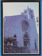 ITALY ITALIE ALATRI CHURCH S. MARIA MAGGIORE CENT XII - Frosinone