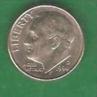 One Dime  ETATS-UNIS  1994 D (PRIX FIXE)  (BE29) - 1946-...: Roosevelt