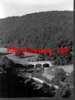 """23 Creuse - PHOTOGRAPHIE ORIGINALE - """" AUBUSSON - La Vallée Au Petit Jour """" - Lieux"""