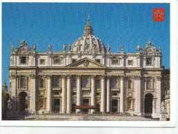 BASILICA DI S. PIETRO  TBE   FDC OHL - Vaticaanstad