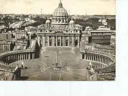 PLACE DE ST PIERRE  TBE   SELLO  OHL - Vaticaanstad