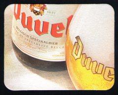 SB Sous Bock Beermat Bière Beer DUVEL Spécialité Belge - Sous-bocks