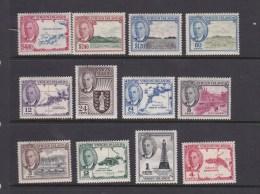 Virgin Islands 1952 Definitives Set MH - Andere