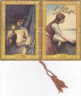 "CALENDARIETTO ""L'ATTESA"" CHARME SENI NUDI  1941   -2-882-17563-562 - Calendars"