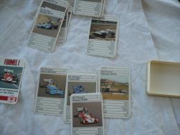 32 Cartes Formule 1  Altenburg Stralsunder Spielkarten - Moteurs