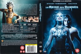 Dvd La REINE Des DAMNES (AALIYAH, Stuart Townsend) Horror Horreur Vampires - Fantasy