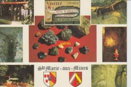 Sainte Marie Aux Mines Mine D Argent St Barthelemy - Sainte-Marie-aux-Mines