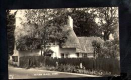F714 Hayling Island, Stoke - Hampshire  ( England, Uk ) - Used 1957 - Small Size - Inghilterra
