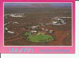YUALRA CENTRAL AUSTRALIAULURU AYRES ROCK   OHL - Australië