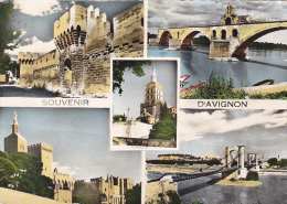 France Avignon Multi View