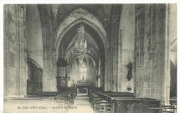 R :  Cher :  Clémont  :  Int.  De  L '  église - Clémont