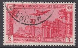 ITALIA - TRIPOLITANIA - N. A21  Cat. 125 EURO - USATO - LUXUS GESTEMPELT - Tripolitania