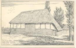 KENT - TENTERDEN - SMALLHYTHE - ELLEN TERRY MEMORIAL THEATRE BARN  Kt410 - Inghilterra