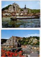 2 CP De Dinant - La Citadelle + Panorama - Dinant